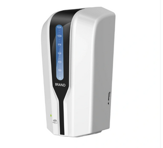 Automatic Hand Sanitizer Dispenser, Soap Dispenser, Touchless Sensor, Floor Stand Fy-0104