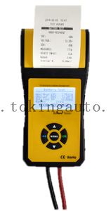 Battery Conductance & Electrical System Analyzer BTI-002