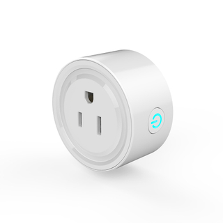Smart Round Socket WiFi Socket(TK-SH008)