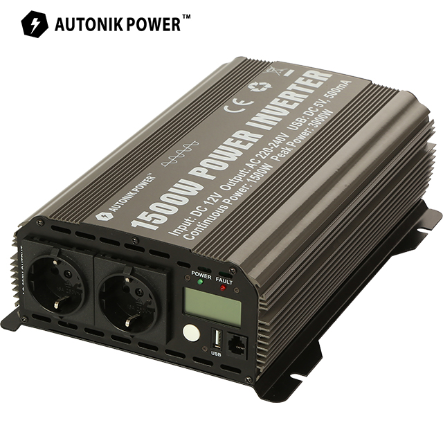 PIE 1000W Puer Sine Wave Inverter