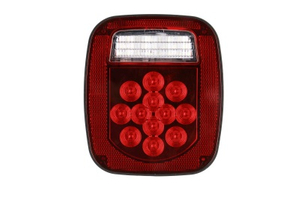 "LED 5.5"" Universal Stud-Mount Combination Tail Light"